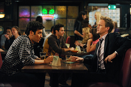 Barney & Ted