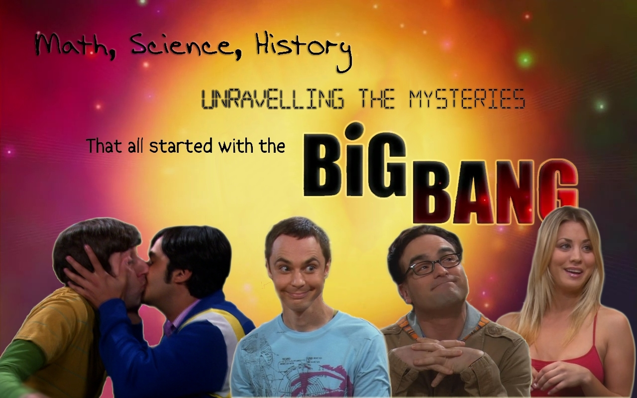 Big Bang Theory Cast Wallpaper  The Big Bang Theory Wallpaper