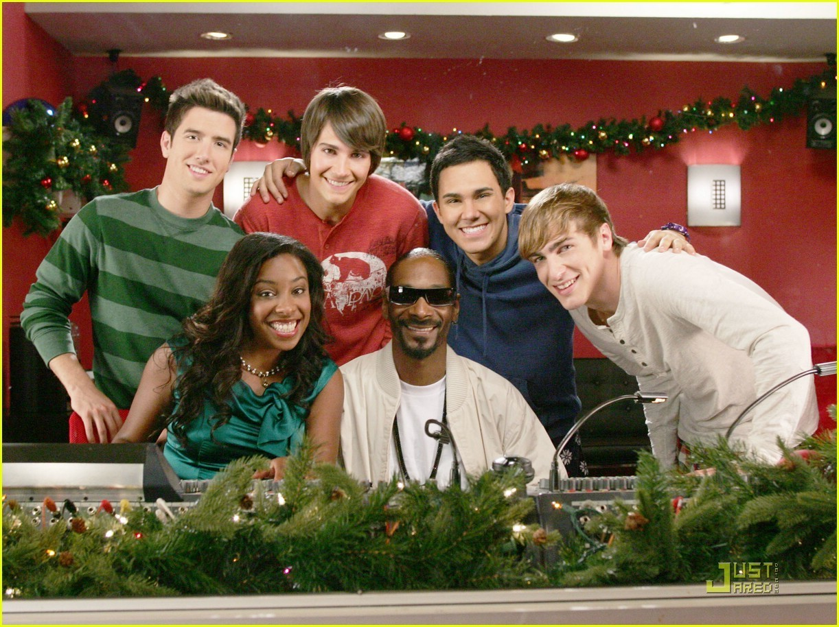 Big Time Rush - All I Want For Natale Is te