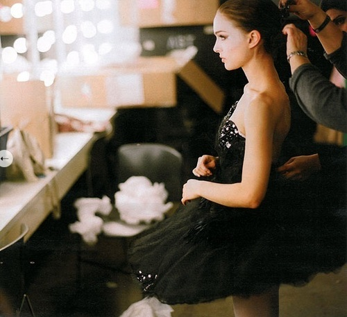 Natalie Portman wallpaper entitled Black Swan