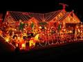 Bright Christmas Lights - bright-colors photo