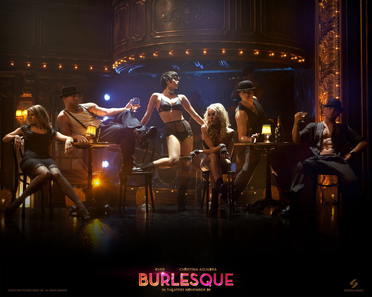 Burlesque images Burlesque HD wallpaper and background photos ...