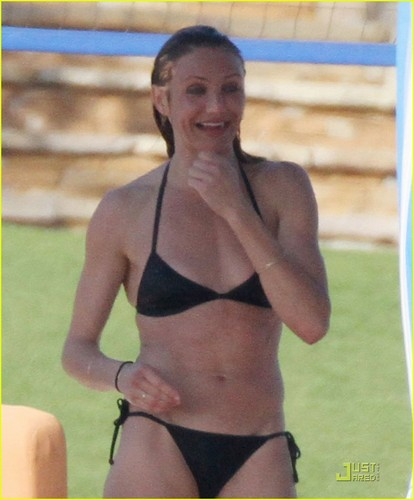 Cameron Diaz & Alex Rodriguez: Thanksgiving in Mexico!