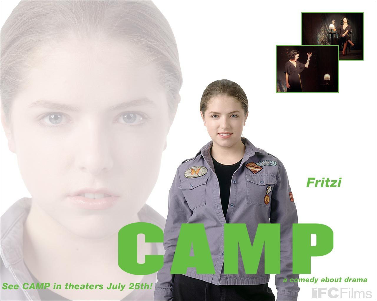 Camp (2003) Promotional - Anna Kendrick Photo (17329856 ...