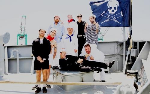 Cast of Jackass