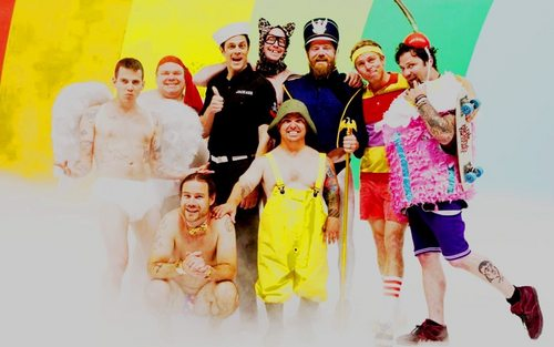 Cast of Jackass