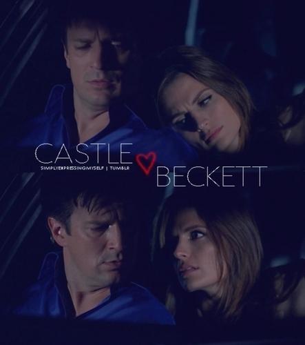 château & Beckett <3