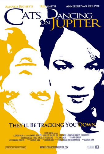 猫 Dancing on Jupiter (2011) Posters