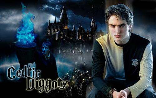 Cedric Diggory Hintergründe