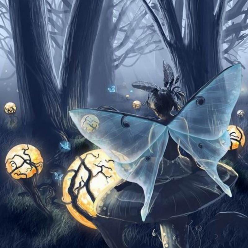 krisimasi Fairy