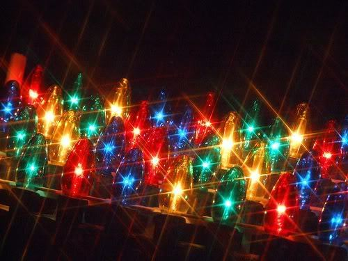 Bright Christmas Lights