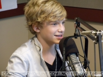 Cody at Kidd Kradick