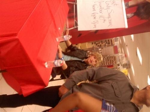 Cody at signings