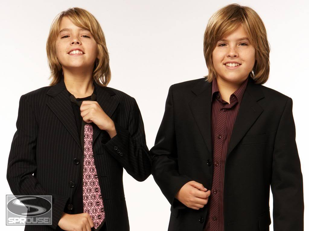 Cole Sprouse Cole and Dylan