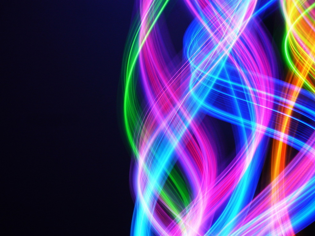 Bright Colors images Colourful Swirls HD wallpaper and ...