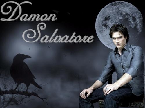 Damon Salvatore - Raven