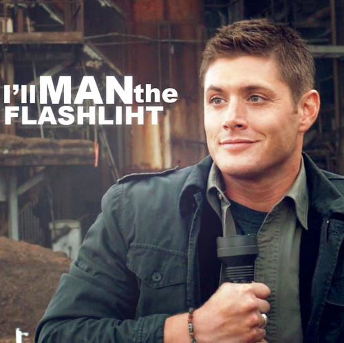 dean winchester wallpaper with a green boina called Dean Wincherter - Yellow Fever