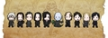 Death eaters chibi :d xD