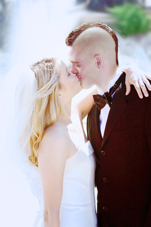 Glee images Dianna & Mark Wedding Manip wallpaper and ...