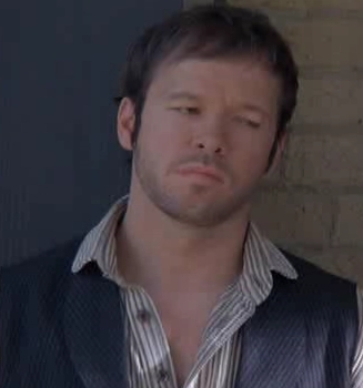 Donnie as Billy the Kid (Purgatory)