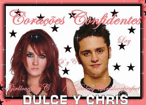 Dulce Maria&Cris