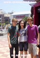 Dylan and Cole Sprouse In Chile!!