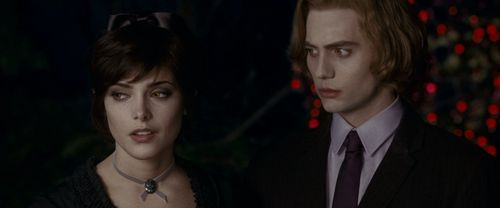 Alice Cullen achtergrond containing a business suit and a suit entitled Eclipse