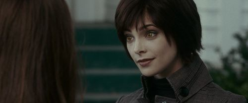 Alice Cullen wallpaper containing a portrait called Eclipse {Bluray}