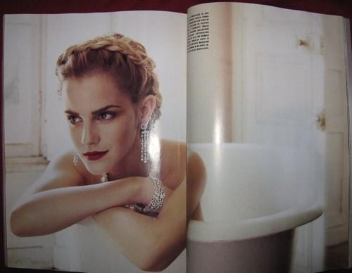 Emma Watson-Vogue