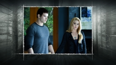 Emmett and Rosalie Pics from 'Eclipse' DVD