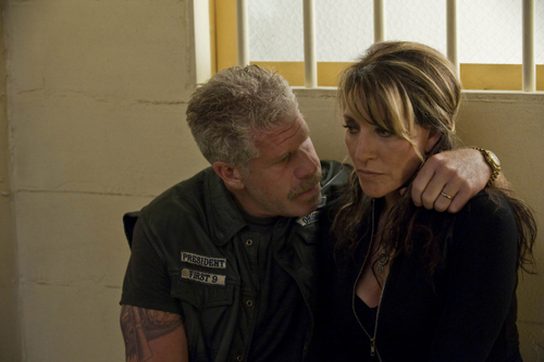 Sons Of Anarchy wallpaper possibly with a green beret titled Episode 3.13 - NS - Promotional Photos