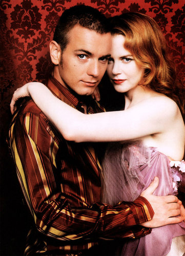 Ewan McGregor wallpaper entitled Ewan McGregor & Nicole Kidman
