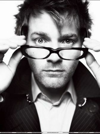 Ewan McGregor with glasses