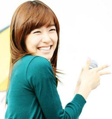 Eye smile Tiffany