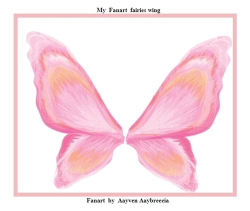 পরী wing Fanart!!