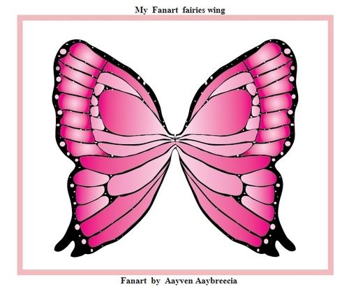 Феи wing Fanart!!