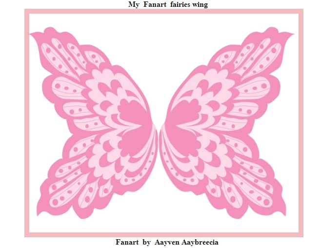 Fairies wing Fanart!!
