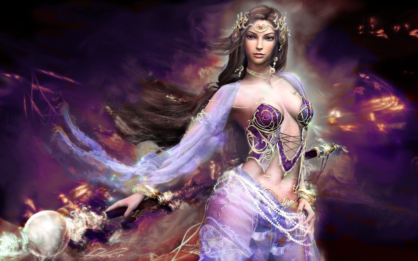 Fantasy images Fantasy girl HD wallpaper and background ...: http://www.fanpop.com/clubs/fantasy/images/17349267/title/fantasy-girl-wallpaper