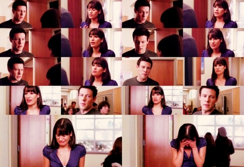 """Finn:""""I never thought you'd make me feel like this."""""""