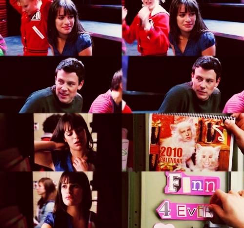 Finn&Rachel. <3