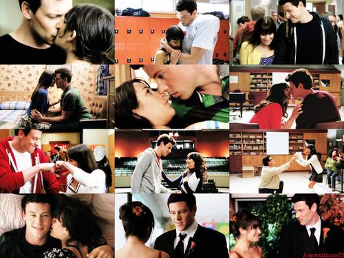 Finn&Rachel {episodes 1-8}