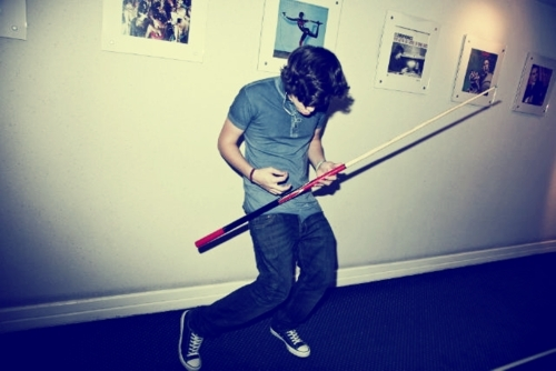 Flirty Harry Messing Around Backstage LOL :) x