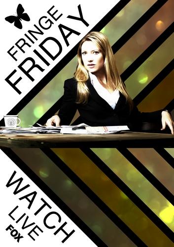 Fringe wallpaper called Fringe Friday - watch live!