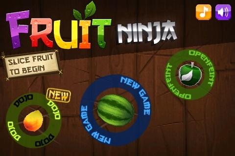 buah-buahan Ninja