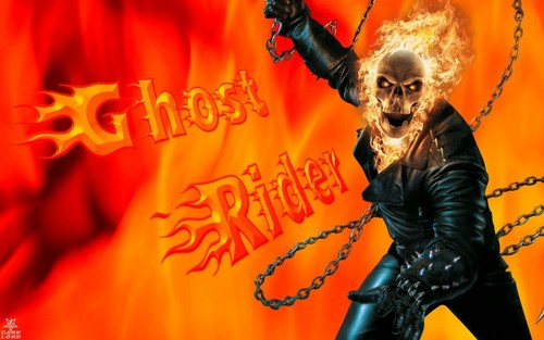 Ghost Rider wallpaper with a concert entitled Ghost Rider wallpaper