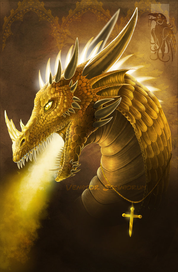 gold dragons wallpaper - photo #34
