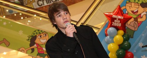 Goregous Liam Singing For Children In Need 2008 :) x