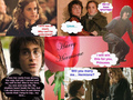 HARRY AND HERMIONE - I LOVE u