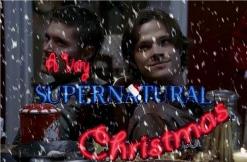 Happy Supernatural Holidays!