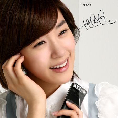 Happy Tiffany